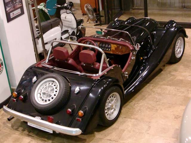 MORGAN PLUS 8 - 1989 For Sale (picture 7 of 12)