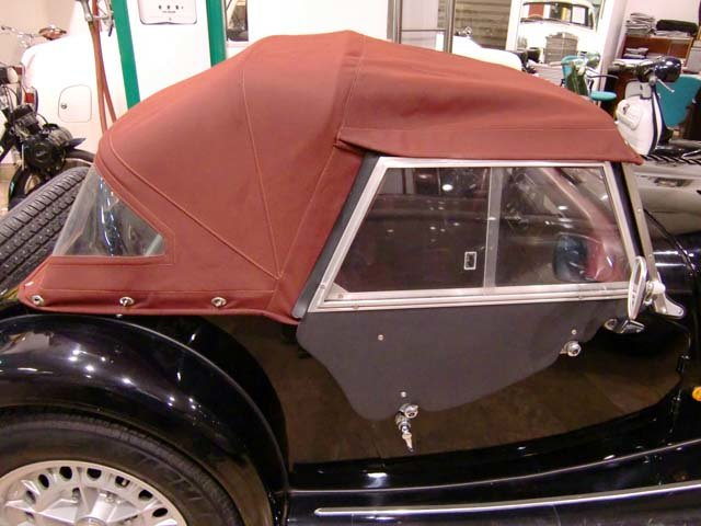 MORGAN PLUS 8 - 1989 For Sale (picture 9 of 12)