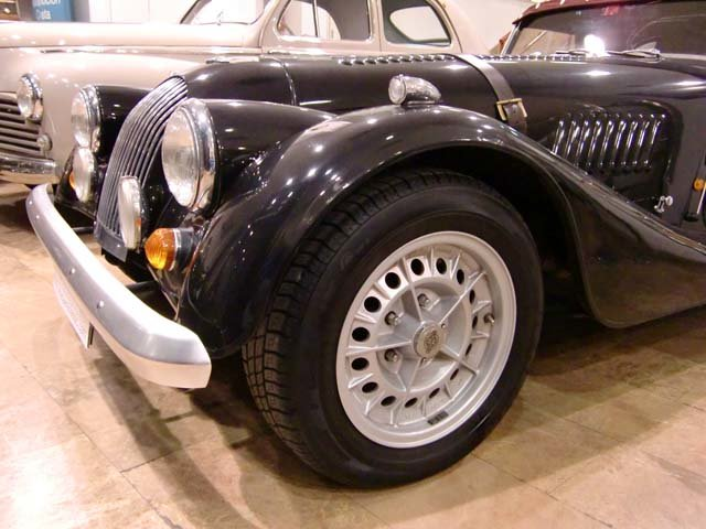 MORGAN PLUS 8 - 1989 For Sale (picture 11 of 12)