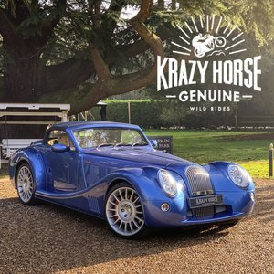 Picture of 2016 Morgan Aero 8 in Estoril Blue