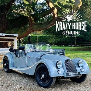 Picture of 2017 Morgan 4/4 Dove Grey SOLD