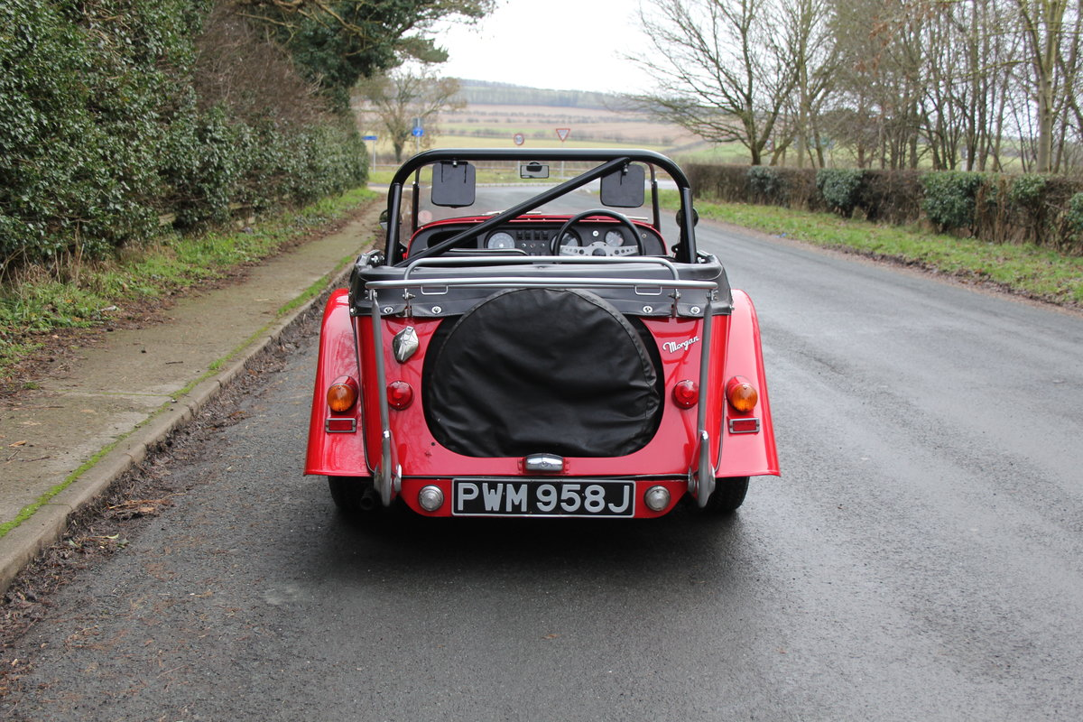 1971 Morgan 4/4 Four Seat Tourer, Beautifully Presented For Sale (picture 5 of 15)