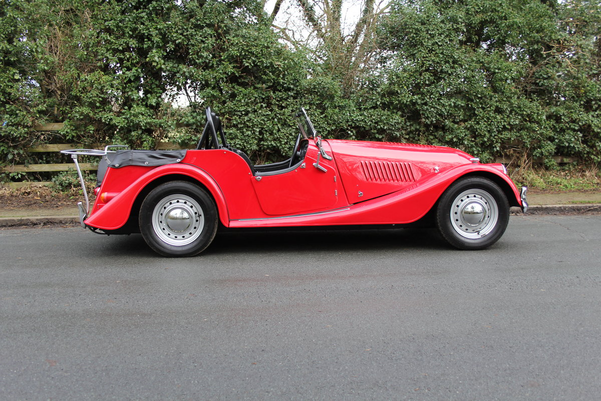 1971 Morgan 4/4 Four Seat Tourer, Beautifully Presented For Sale (picture 7 of 15)