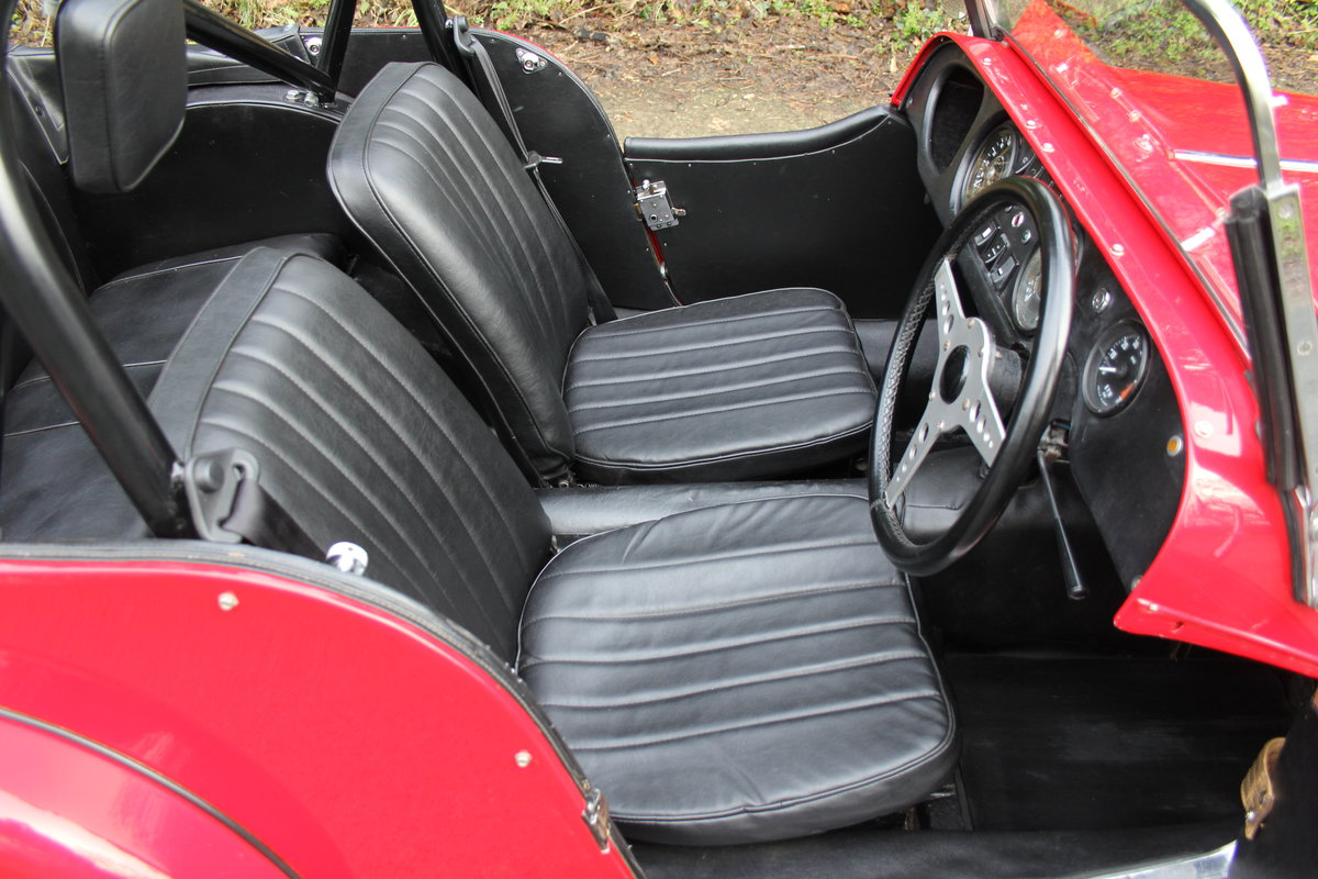 1971 Morgan 4/4 Four Seat Tourer, Beautifully Presented For Sale (picture 9 of 15)