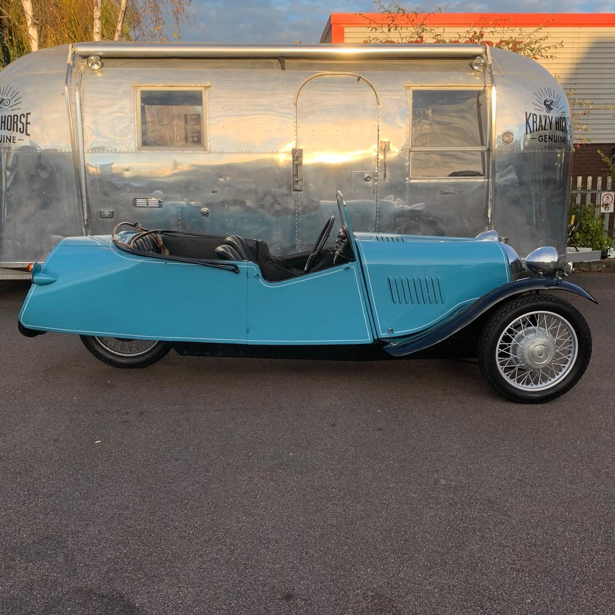 1946 Morgan 3 Wheeler For Sale (picture 12 of 20)