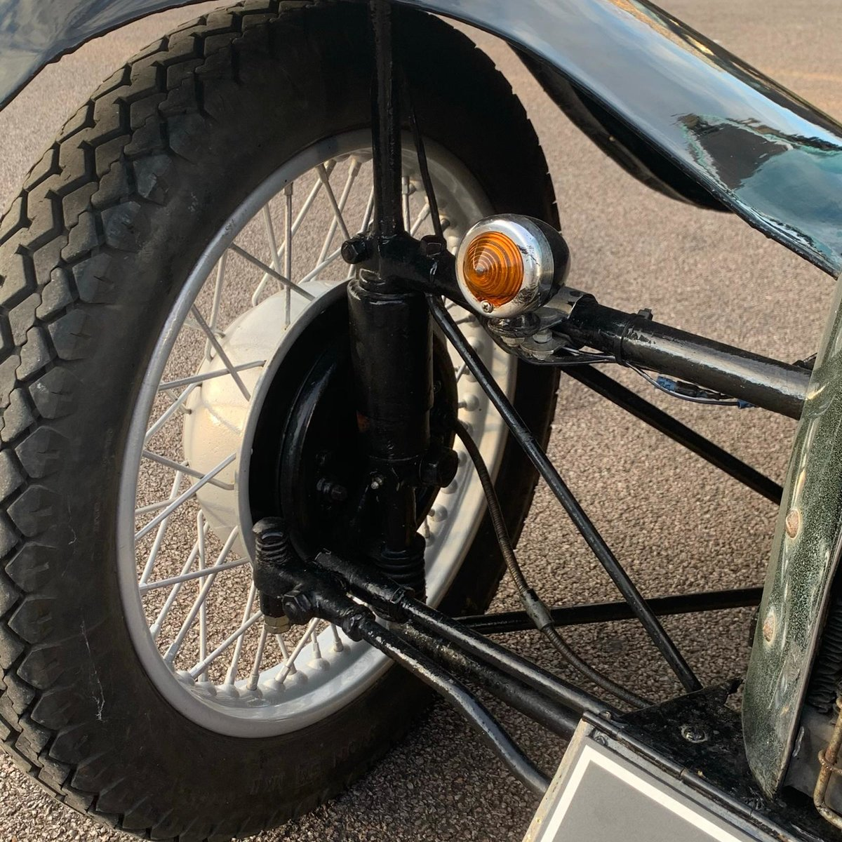 1946 Morgan 3 Wheeler For Sale (picture 17 of 20)