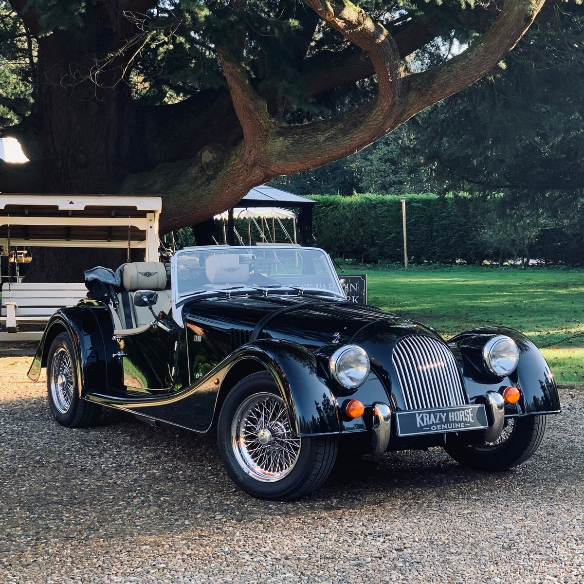 2019 Morgan Plus 4 - Sports Black For Sale (picture 1 of 18)