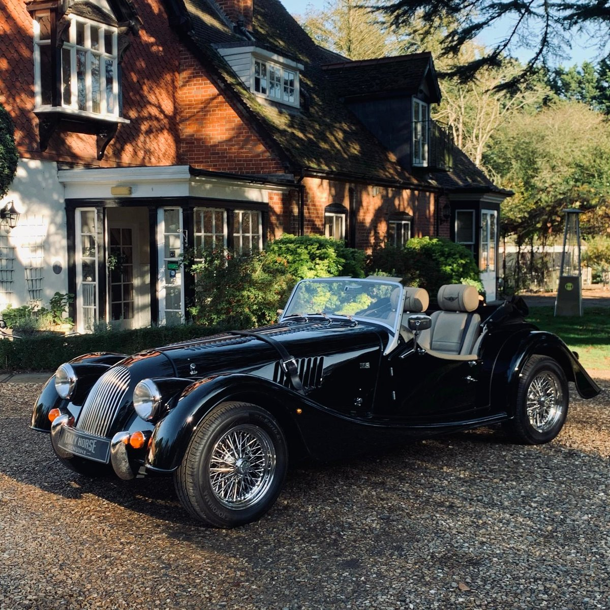 2019 Morgan Plus 4 - Sports Black For Sale (picture 16 of 18)