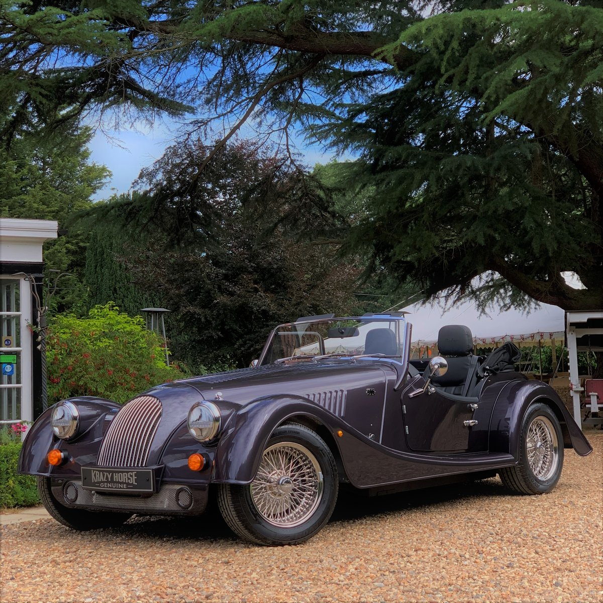 2020 The New Morgan Plus Four For Sale (picture 1 of 17)