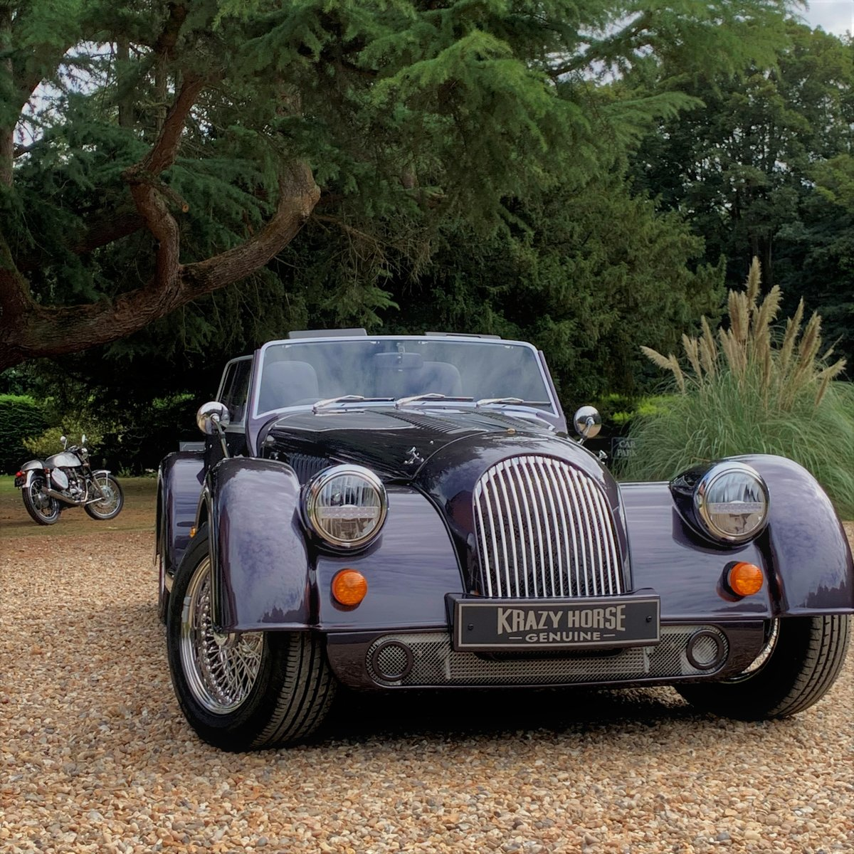 2020 The New Morgan Plus Four For Sale (picture 6 of 17)
