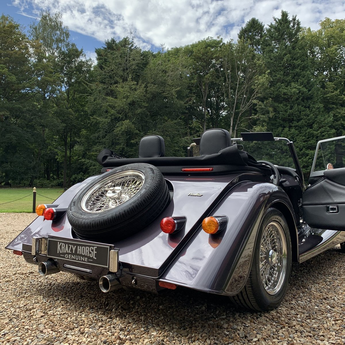 2020 The New Morgan Plus Four For Sale (picture 11 of 17)