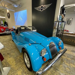 Picture of 2005 Morgan Roadster - Riviera Blue SOLD