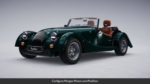 Picture of 2021 New Model Morgan Plus 4 For Sale