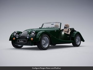 Picture of 2021 Still in Build! Morgan Plus Four SOLD