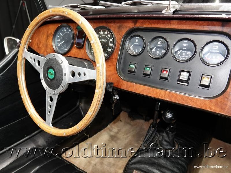 1977 Morgan 4/4 2-seater '77 For Sale (picture 9 of 12)