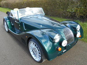Picture of NEW Unregistered Morgan Plus Six SOLD