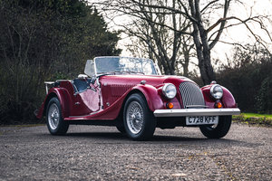 Picture of 1986 Morgan 4/4 1.6 Four Seater For Sale by Auction