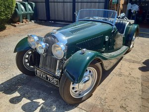 Picture of 1939 Morgan 44 Series 1 Flat Rad (1122cc Climax Engine) For Sale by Auction