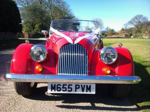 Classic Morgans For Weddings and Honeymoons in Cornwall For Hire (picture 2 of 2)