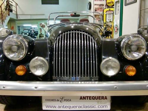 MORGAN PLUS 8 - 1989  For Sale (picture 5 of 6)