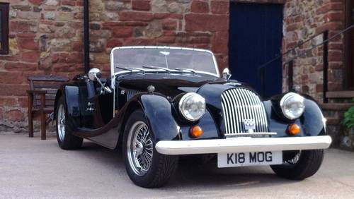 1993 Superb Morgan Plus 4 for hire! For Hire (picture 1 of 4)