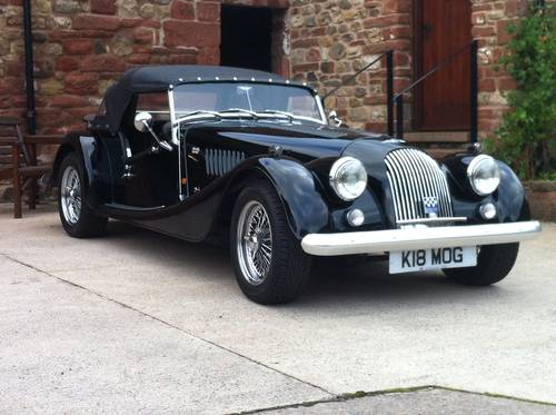1993 Superb Morgan Plus 4 for hire! For Hire (picture 3 of 4)