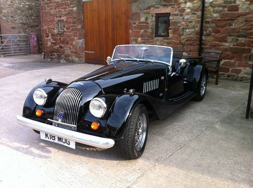 1993 Superb Morgan Plus 4 for hire! For Hire (picture 4 of 4)