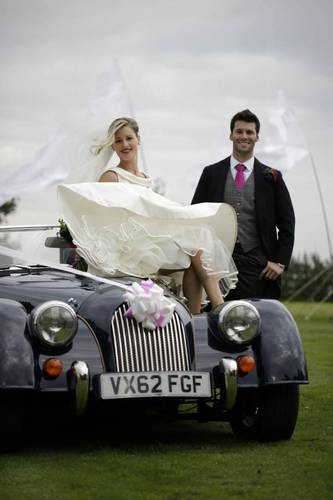 2009 Stunning Morgan for hire - perfect for your special day! For Hire (picture 1 of 6)