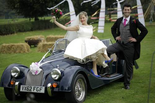2009 Stunning Morgan for hire - perfect for your special day! For Hire (picture 3 of 6)