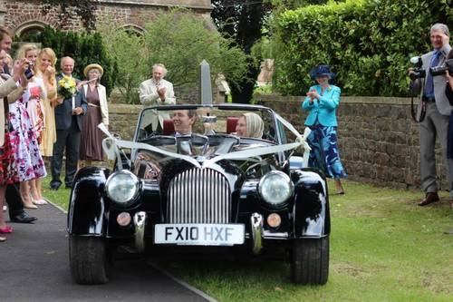 2009 Stunning Morgan for hire - perfect for your special day! For Hire (picture 4 of 6)