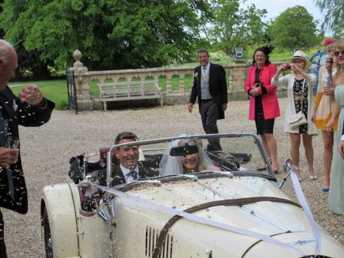 2009 Stunning Morgan for hire - perfect for your special day! For Hire (picture 5 of 6)