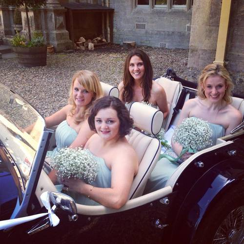 2009 Stunning Morgan for hire - perfect for your special day! For Hire (picture 6 of 6)