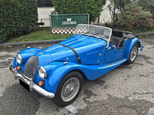 1975 Morgan - 4/4 1600 2 Seater FULLY RESTORED SOLD (picture 1 of 6)
