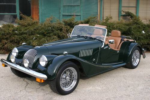 1993 Morgan Plus 8 For Sale (picture 1 of 6)