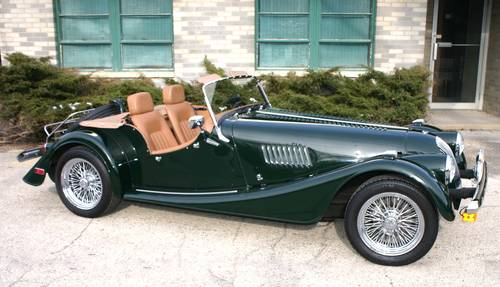 1993 Morgan Plus 8 For Sale (picture 2 of 6)