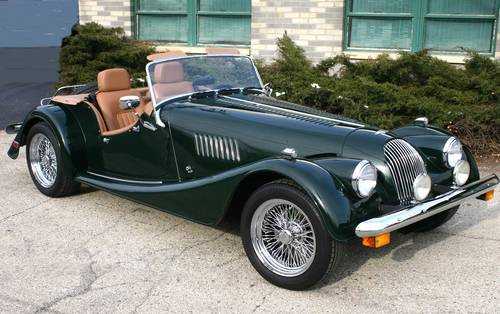 1993 Morgan Plus 8 For Sale (picture 3 of 6)