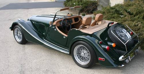 1993 Morgan Plus 8 For Sale (picture 4 of 6)