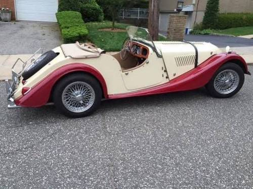1965 Morgan Plus 4 Roadster For Sale (picture 2 of 6)