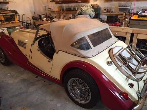1965 Morgan Plus 4 Roadster For Sale (picture 5 of 6)