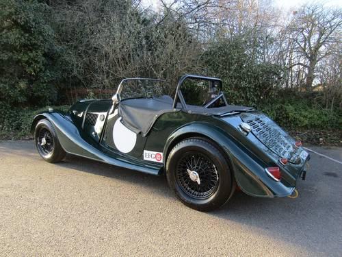 """1960 Morgan Plus-4, Period """"E"""" FIA Race car. SOLD (picture 2 of 6)"""