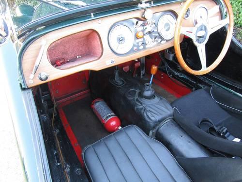 """1960 Morgan Plus-4, Period """"E"""" FIA Race car. SOLD (picture 3 of 6)"""