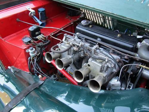 """1960 Morgan Plus-4, Period """"E"""" FIA Race car. SOLD (picture 5 of 6)"""