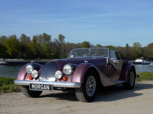 Morgan Plus 8 one Owner from New very rare to find For Sale (picture 2 of 6)