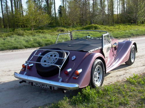 Morgan Plus 8 one Owner from New very rare to find For Sale (picture 4 of 6)