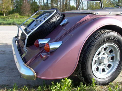 Morgan Plus 8 one Owner from New very rare to find For Sale (picture 6 of 6)