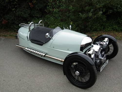 2012 Morgan Three Wheeler SOLD (picture 4 of 6)