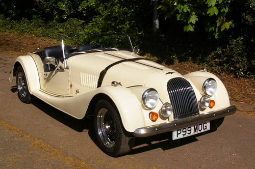 1996 MORGAN +4  2 Seater SOLD (picture 1 of 4)