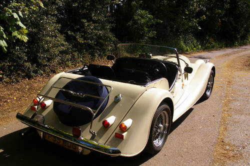 1996 MORGAN +4  2 Seater SOLD (picture 2 of 4)