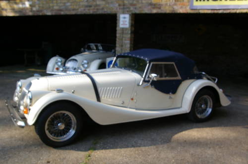 1996 MORGAN +4  2 Seater SOLD (picture 4 of 4)