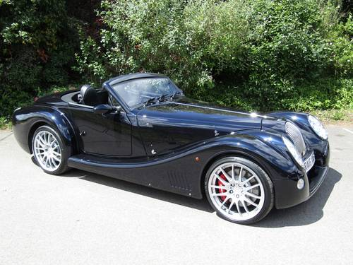 2016 Morgan Aero-8 - 6-speed manual.  SOLD (picture 1 of 1)